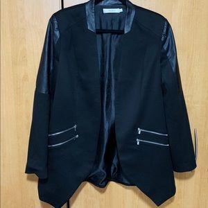 XL Black Blazer